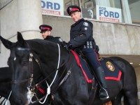 Scene: Rob Ford's Visitation