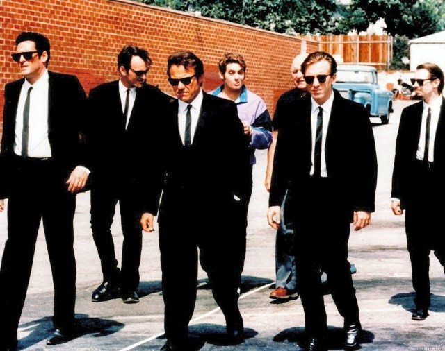 Still from Reservoir Dogs.