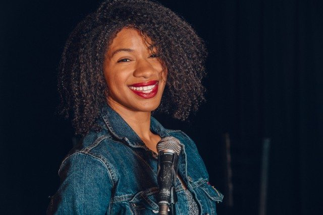 Aisha Brown headlines this weekend at Yuk Yuk's downtown location.