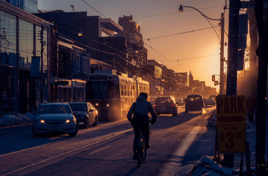 Photo by Andrew from the Torontoist Flickr Pool.