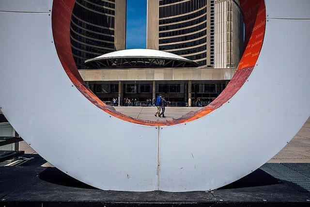 Photo by Dominic Bugatto from the Torontoist Flickr pool.