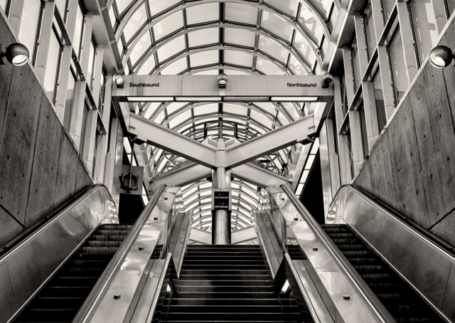 Yorkdale Station today. Photo by Air`leth Aodhfin from the Torontoist Flickr Pool.