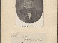 Jesse Ketchum was a prominent entrepreneur and philanthropist in early York. Source: Library and Archives Canada.