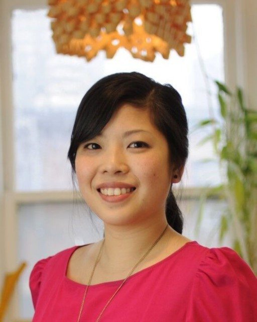 Jessica Ching is the co-founder and CEO of Eve Medical. Photo courtesy Eve Medical.
