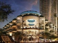 Oxford Properties' 2012 casino proposal. Image via