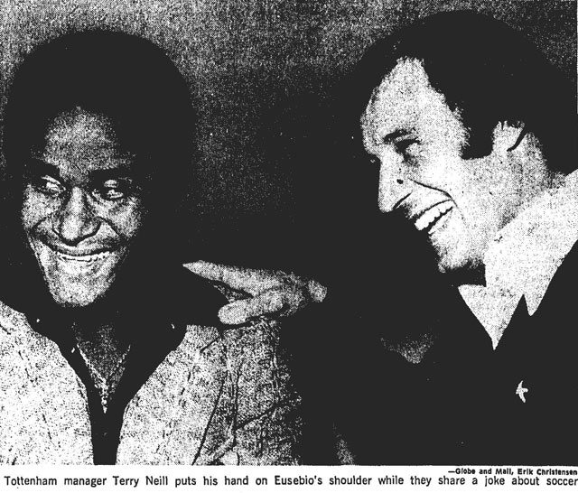 From the Globe and Mail, April 27, 1976.