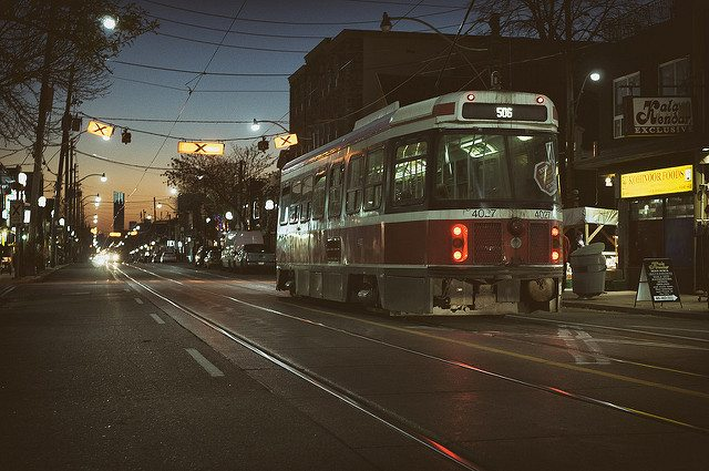 Photo by William Self from the Torontoist Flickr Pool.