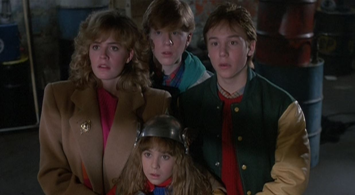 Where Adventures In Babysitting Was Filmed In Toronto