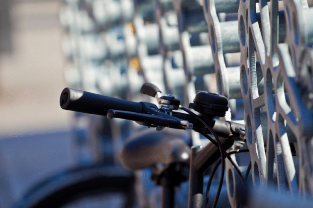 The idea behind participatory budgeting is if a government is spending money in your community, then your community should choose how that money is spent, be it on bike racks or lampposts. Photo by Greg David from the Torontoist Flickr Pool.