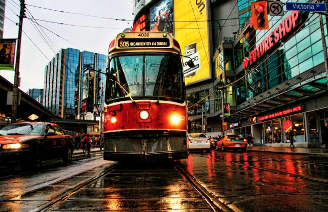 Photo by Cameron MacMaster from the Torontoist Flickr Pool.