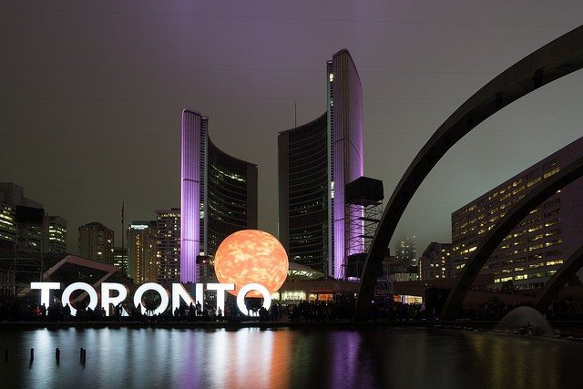 Photo by YihTang Yeo from the Torontoist Flickr pool.