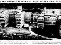 The new Sunnybrook Military Hospital.  Toronto Star, April 17, 1948.