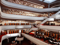 The Toronto Reference Library is one of the branches that offers the library settlement partnerships program. Photo by Jack Landau from the Torontoist Flickr Pool.