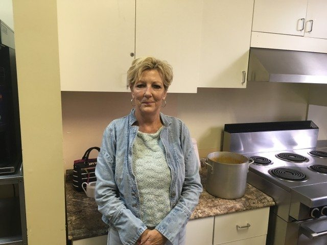 Pauline has been visiting Houselink kitchens a couple times a week for about three years.