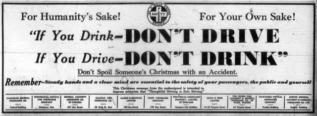 The Toronto Telegram, December 23, 1937.