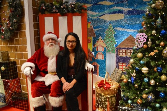 Introducing Mrs. Sarah Duong-Claus.