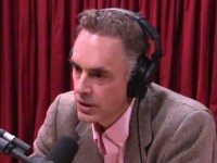 Screenshot from Peterson's appearance on the Joe Rogan Experience.