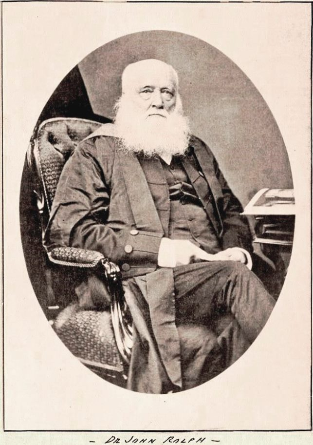 Dr. John Rolph.  Library and Archives Canada, MIKAN 4310633.