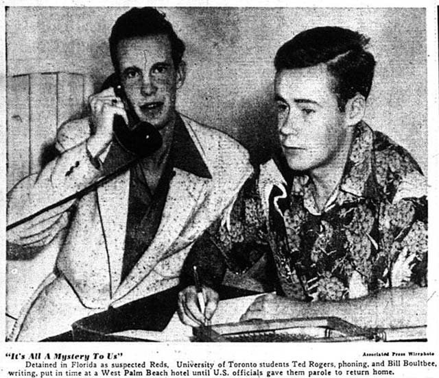 From the January 4, 1954 edition of the Telegram. The same picture appeared in the Star.