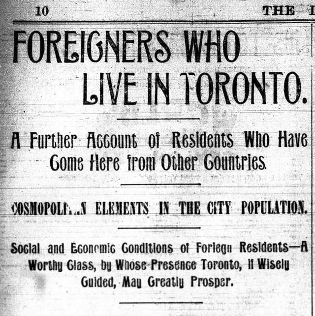 The Mail and Empire, October 2, 1897.