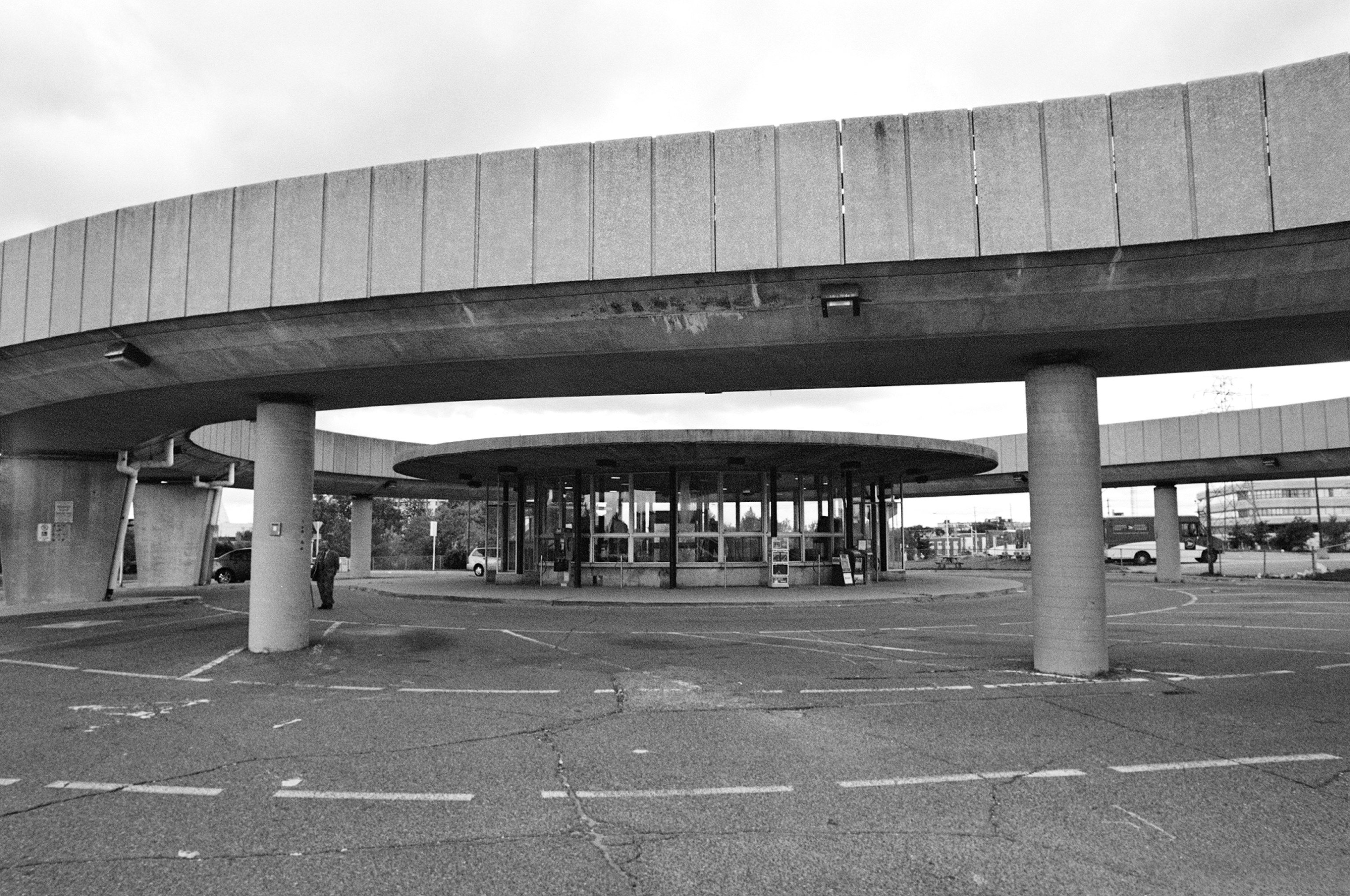 A Scarborough Rapid Transit station. Photo courtesy of John Meadows, from the Torontoist Flickr Pool.