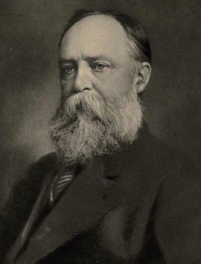 Edmund Walker. Photo from Wikimedia Commons.