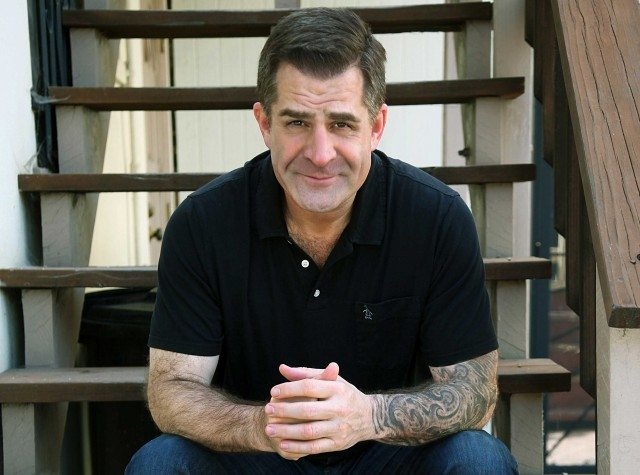 Todd Glass headlines the first annual United Comedy Festival at Comedy Bar this weekend. Photo by Michael Maples.