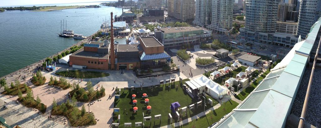 An energy efficiency retrofit of Toronto's Harbourfront Centre Theatre backed CoPower's first Green Bond issuance in February 2016.