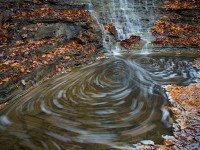 Swayze Falls in the Short Hills. Photo by Robert Casement and used courtesy of the Friends of the Greenbelt Foundation.