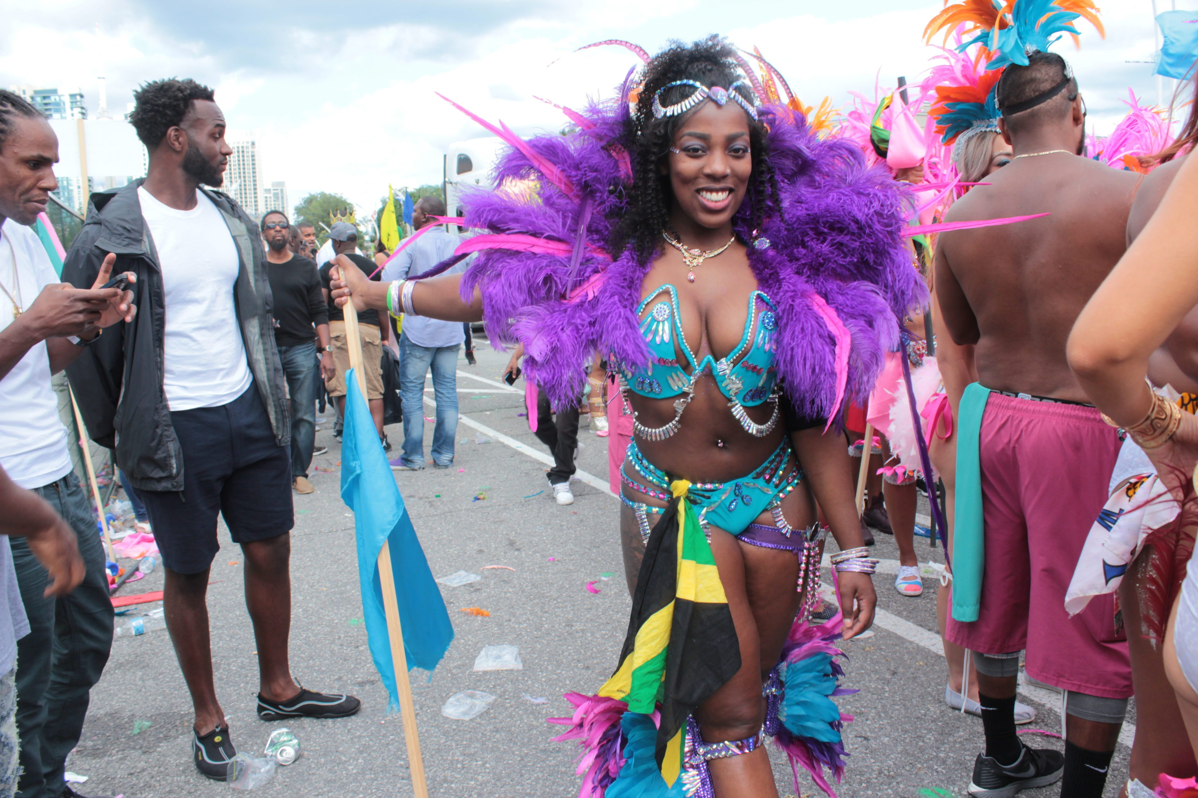 Toronto's Caribbean Carnival in Photos and Video